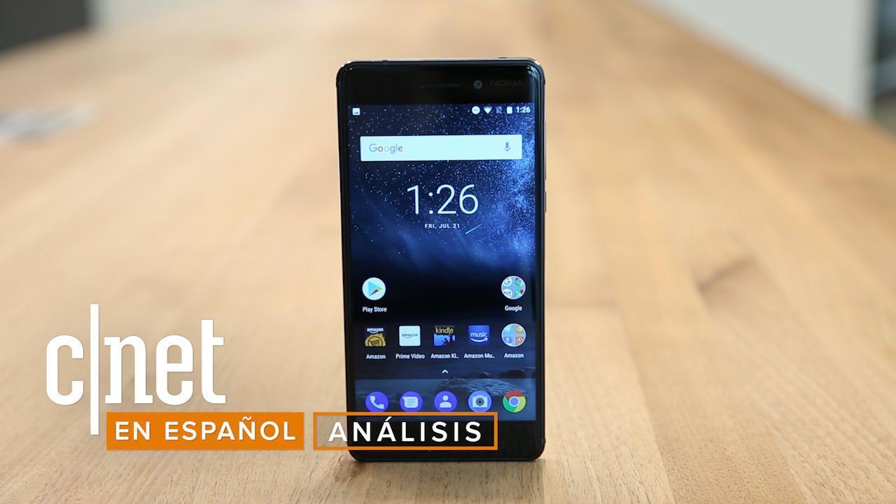 Nokia 6: Análisis corto pero informativo del nuevo teléfono