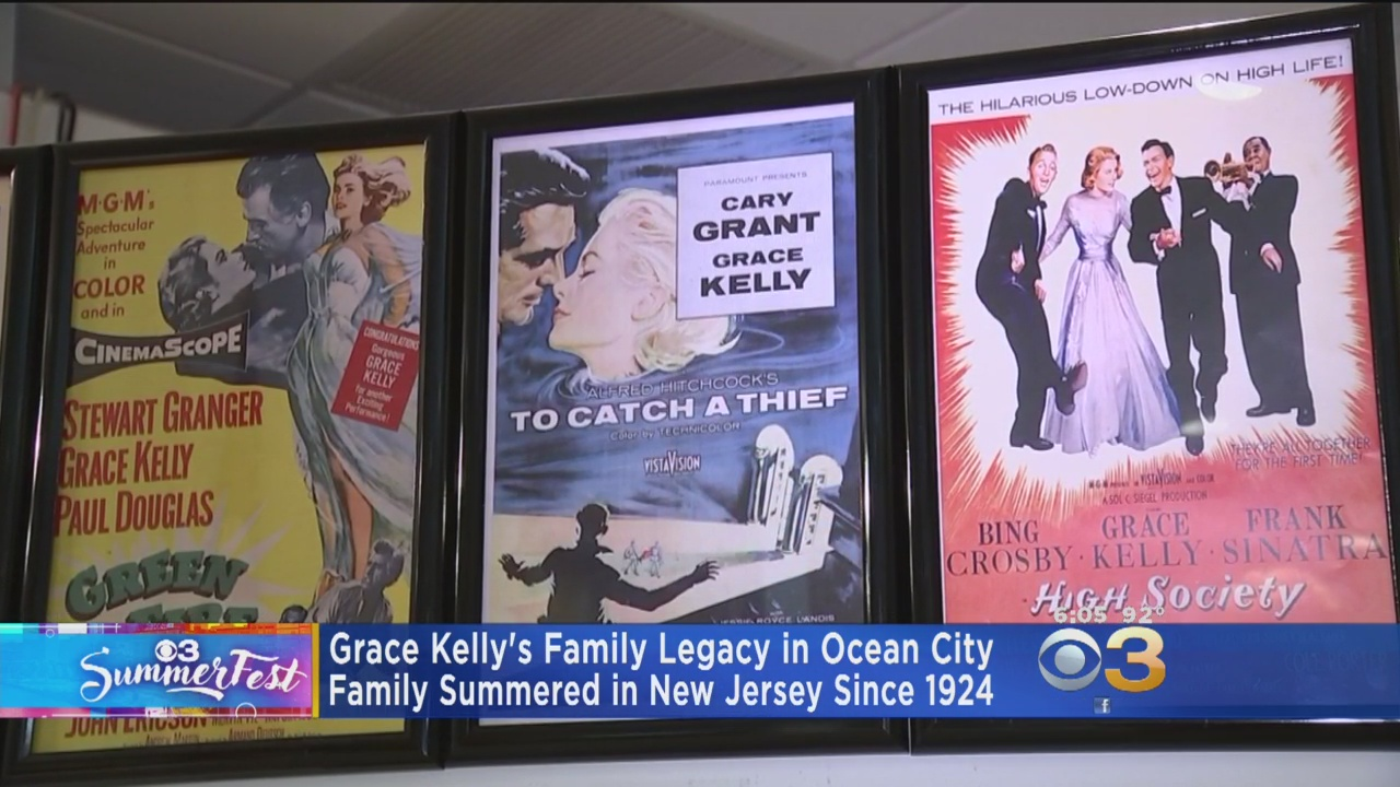 SummerFest: Learn About Grace Kelly's Rich History With Ocean City