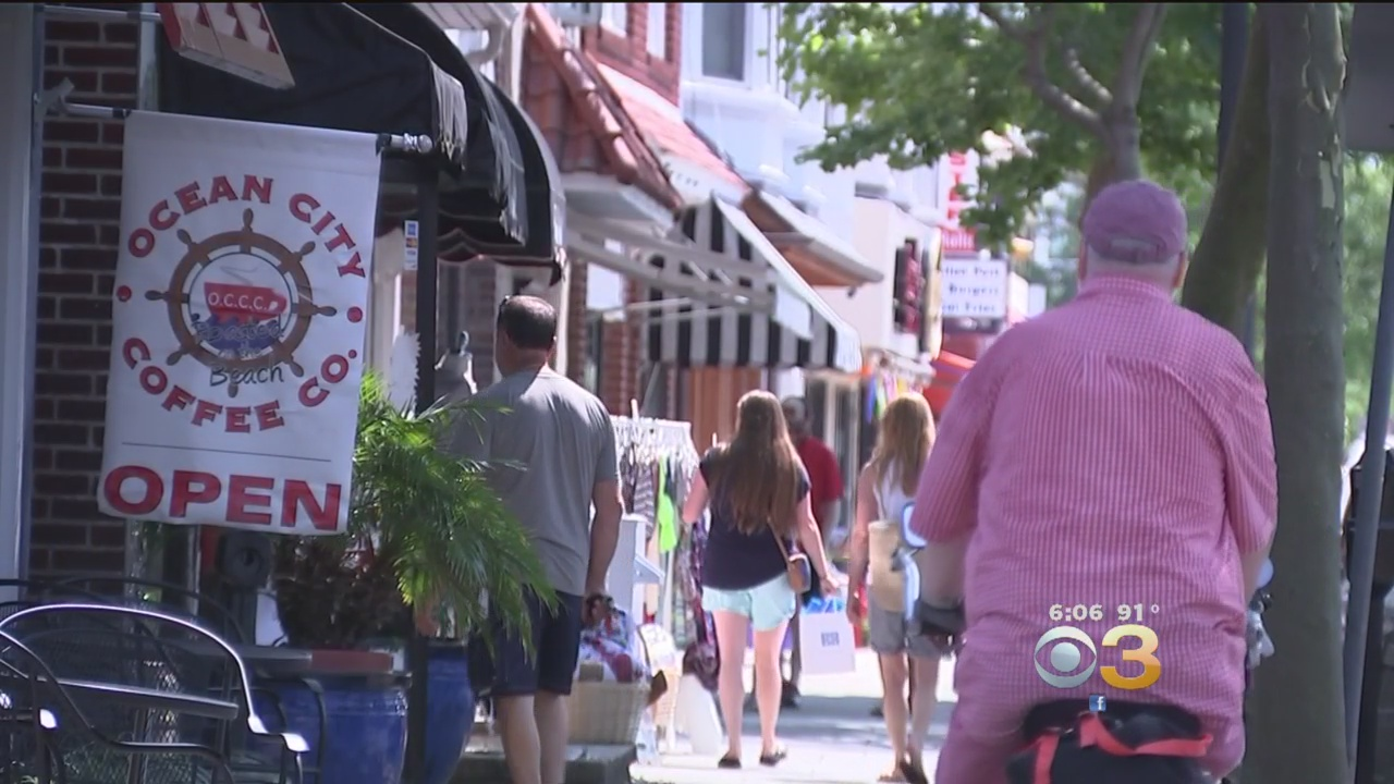 SummerFest: Diving Into Ocean City's Shopping District