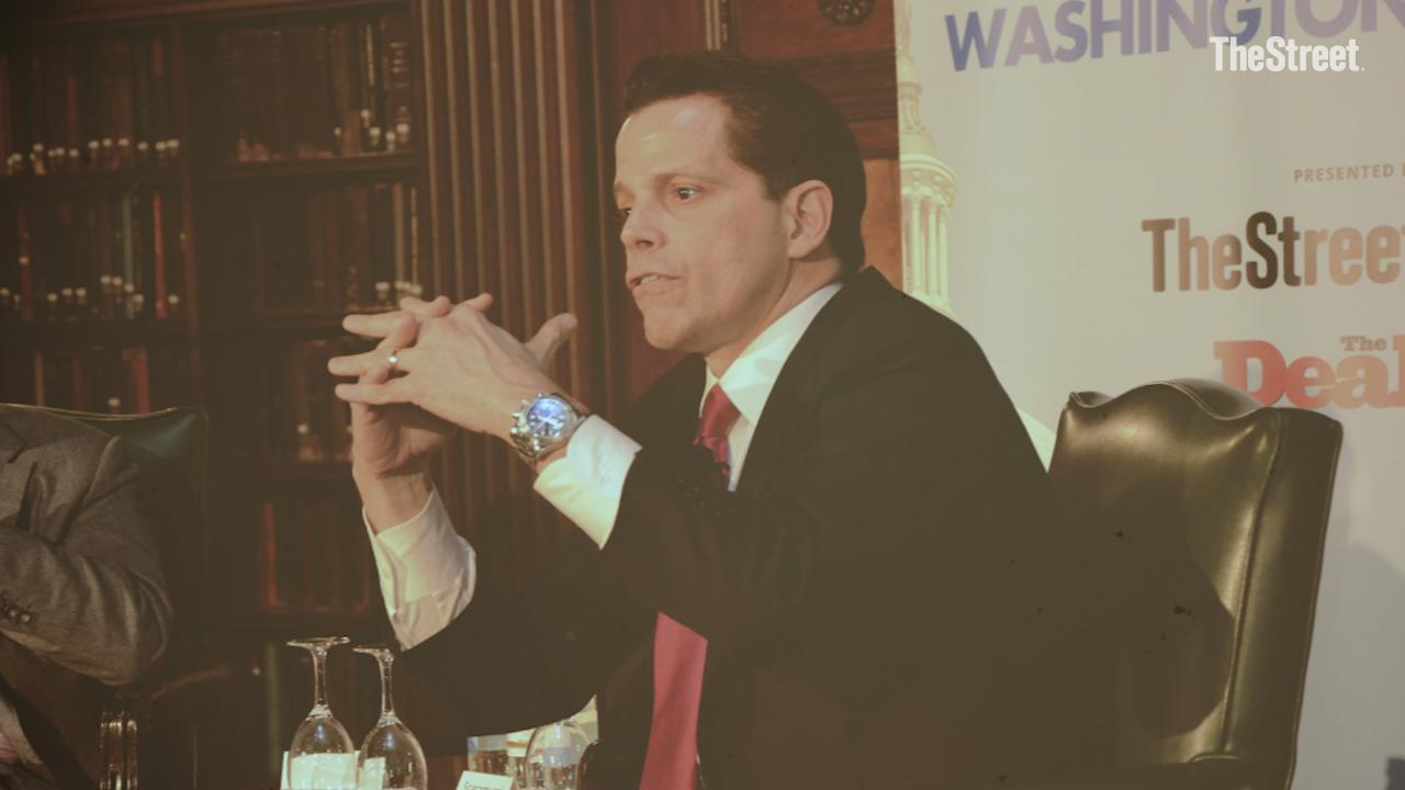Scaramucci Has Been Waiting For A White House Gig For A While