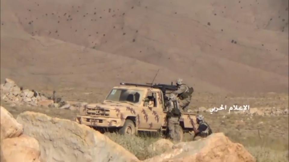 Lebanon's Hezbollah advance in border offensive - reports