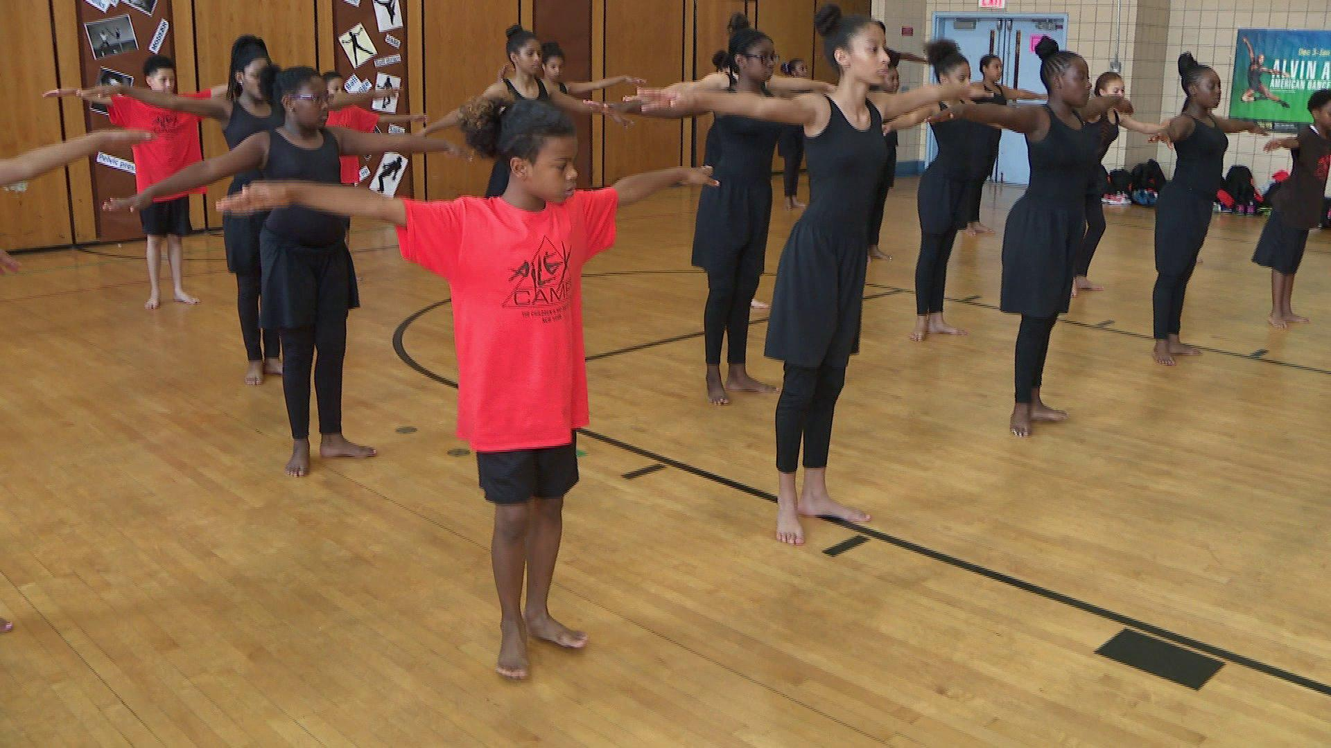 Alvin Ailey American Dance Theater Offers Free Dance Classes, Confidence Boost to Kids in Need