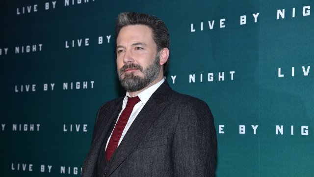 Ben Affleck's Batman Reportedly May Be Replaced