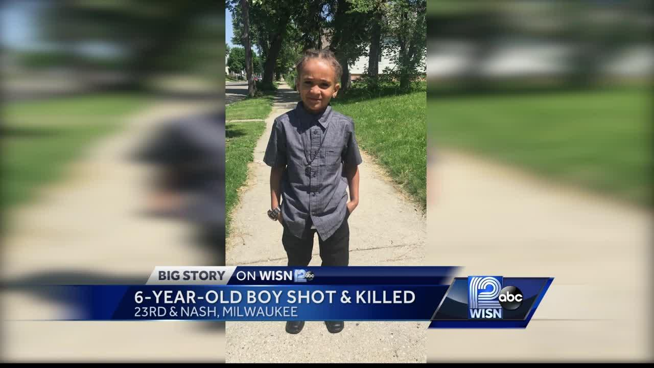 Family grieves over the loss of 6-year-old boy