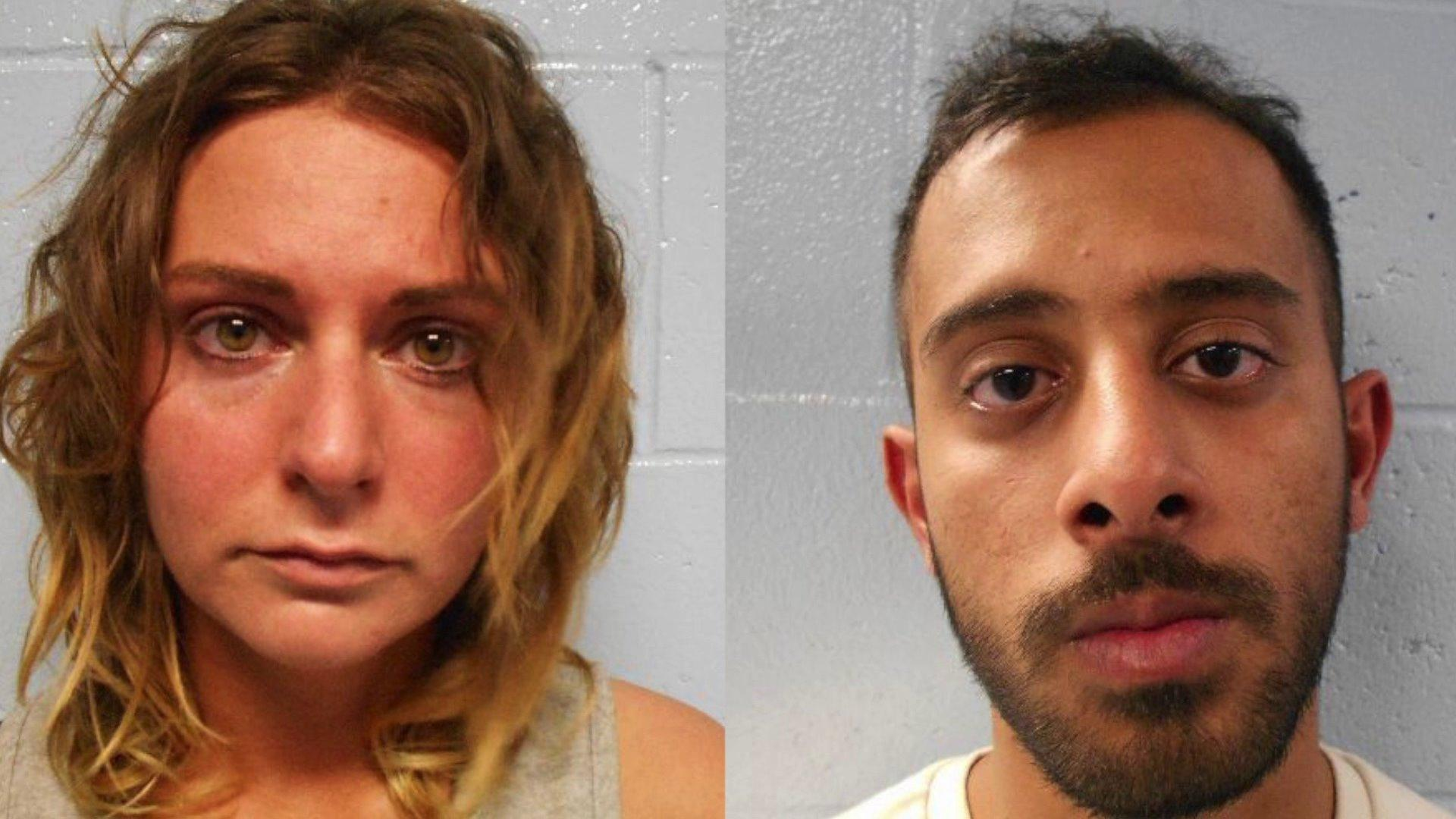 Oklahoma Couple Arrested For Child Neglect After Eight-Year-Old Girl Found Wandering, Begging For Food