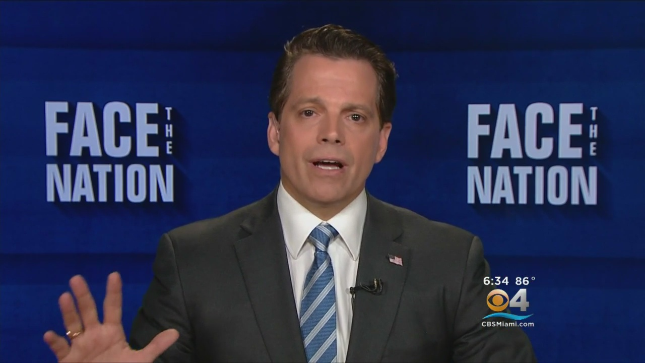 Scaramucci On White House Leakers: 'I'm Going To Fire Everybody'