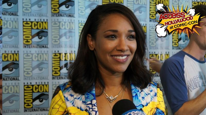 'The Flash' At Comic-Con: Candice Patton On Iris Becoming Team Leader In Flash's Absence