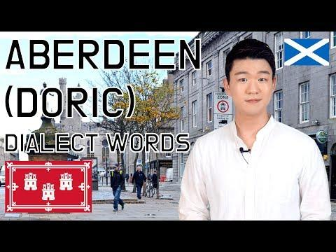 Korean YouTuber Provides Simple Guide to Scottish Dialect