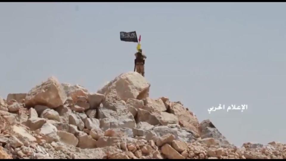 Lebanon's Hezbollah, Syrian army advance in border offensive