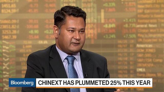 ChiNext to Become Cheaper Than Nasdaq