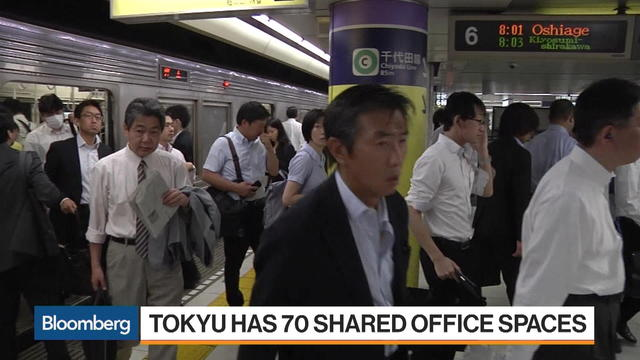Tokyo Tests Telecommuting Day