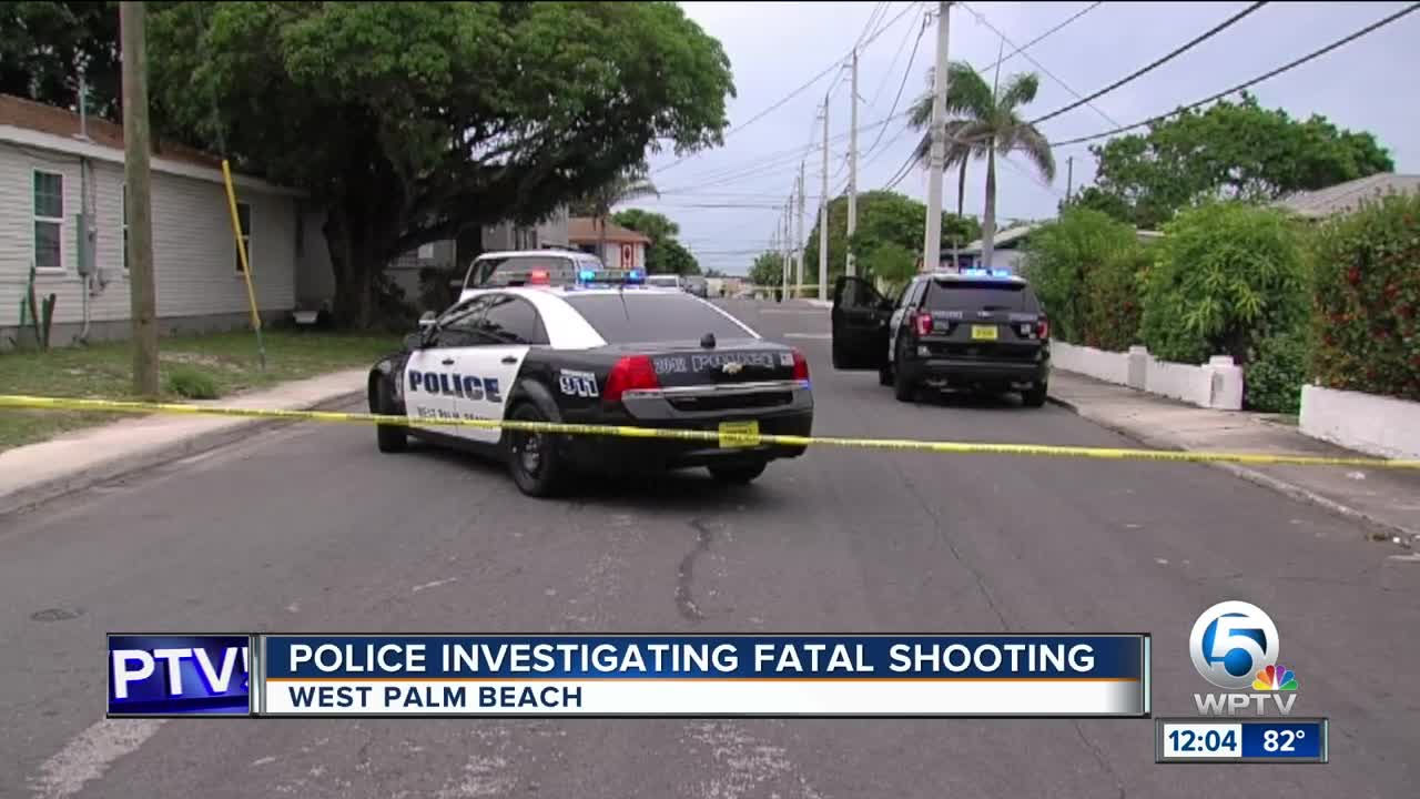 37-year-old man fatally shot along Division Avenue in West Palm Beach