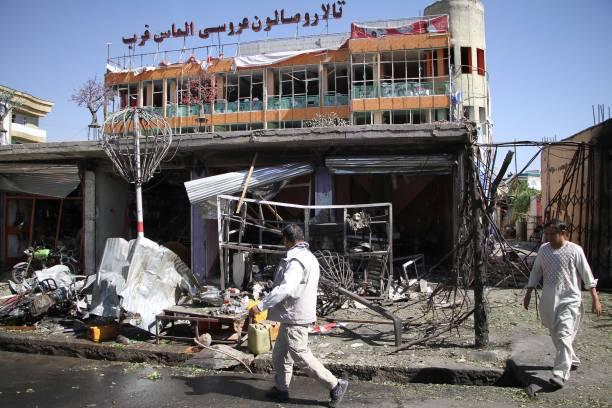 24 killed after suicide bomb attack in Kabul