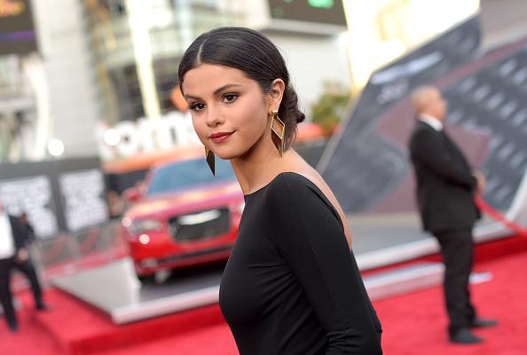 Selena Gomez celebrates 25th birthday!