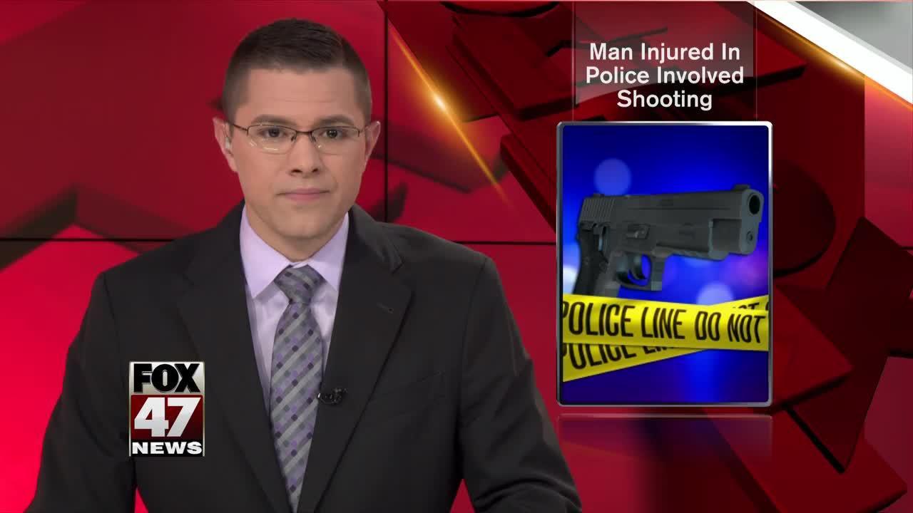 Man injured in Michigan City police-action shooting