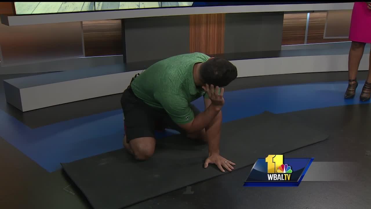 11 Fitness: Golf exercises
