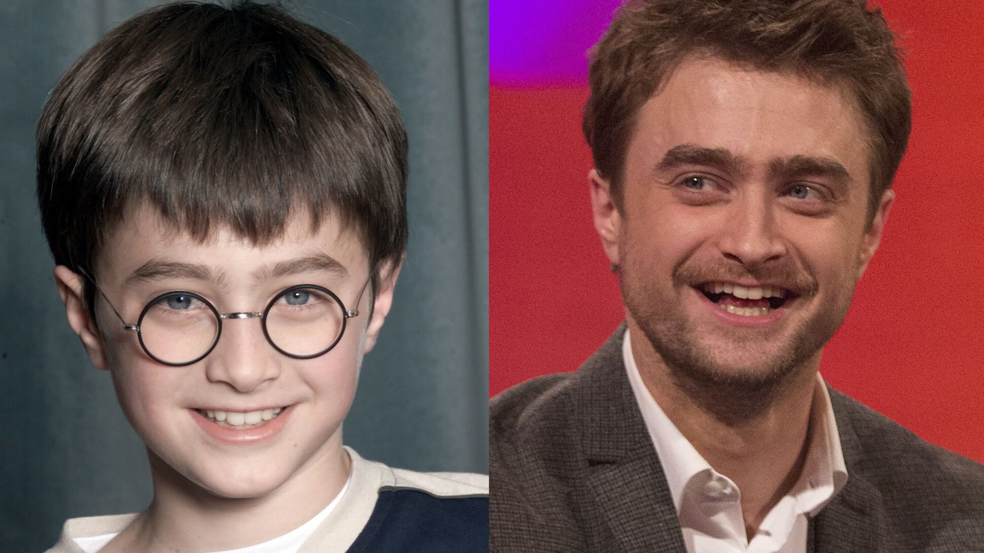 Daniel Radcliffe Through the Years