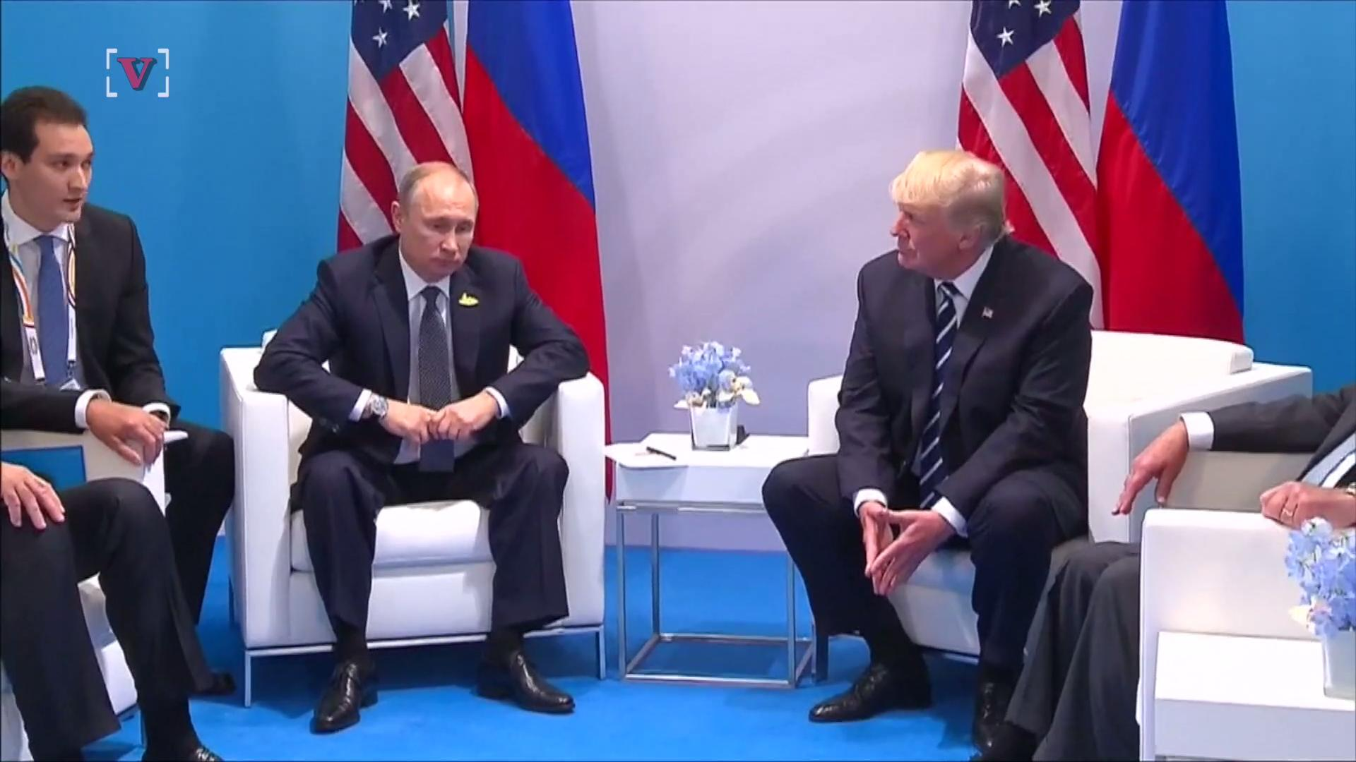 Vladimir Putin Told Trump Russian Hackers Are Too Skilled To Get Caught