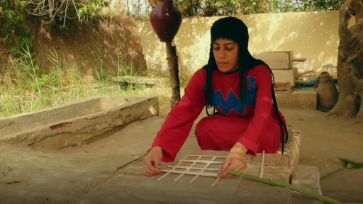 The village where ancient Egypt lives on