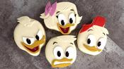 How to Make DuckTales Cakes