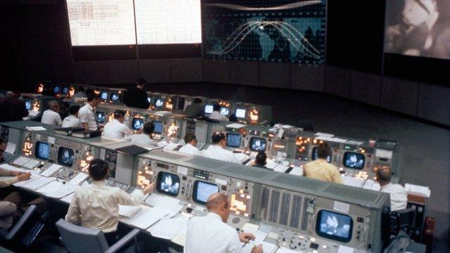 Nonprofit Aims To Restore NASA's Apollo Command Center