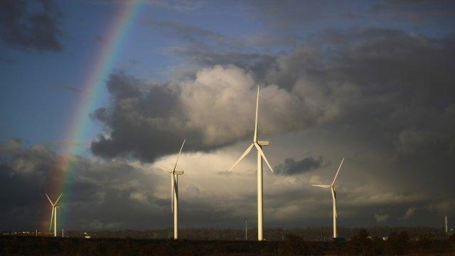 Europe's Renewable Energy Facing Extreme Power Fluctuations