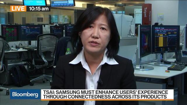 Gartner's Tsai Says Samsung Must Enhance User Experience