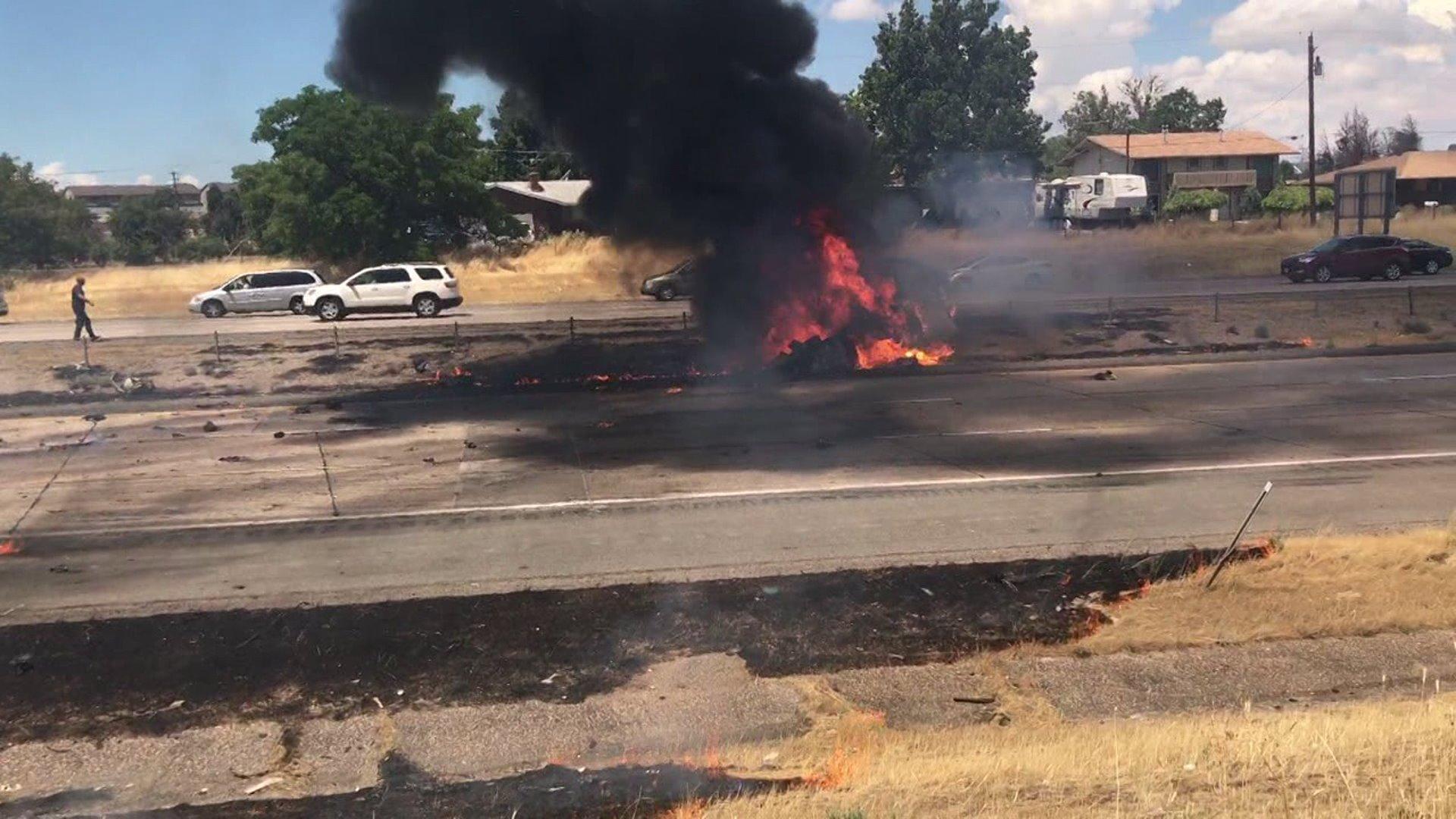 Four Killed in Small Plane Crash on Utah Highway