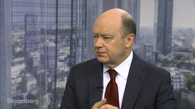 Deutsche Bank CEO Cryan Sees New Revenue Footprint