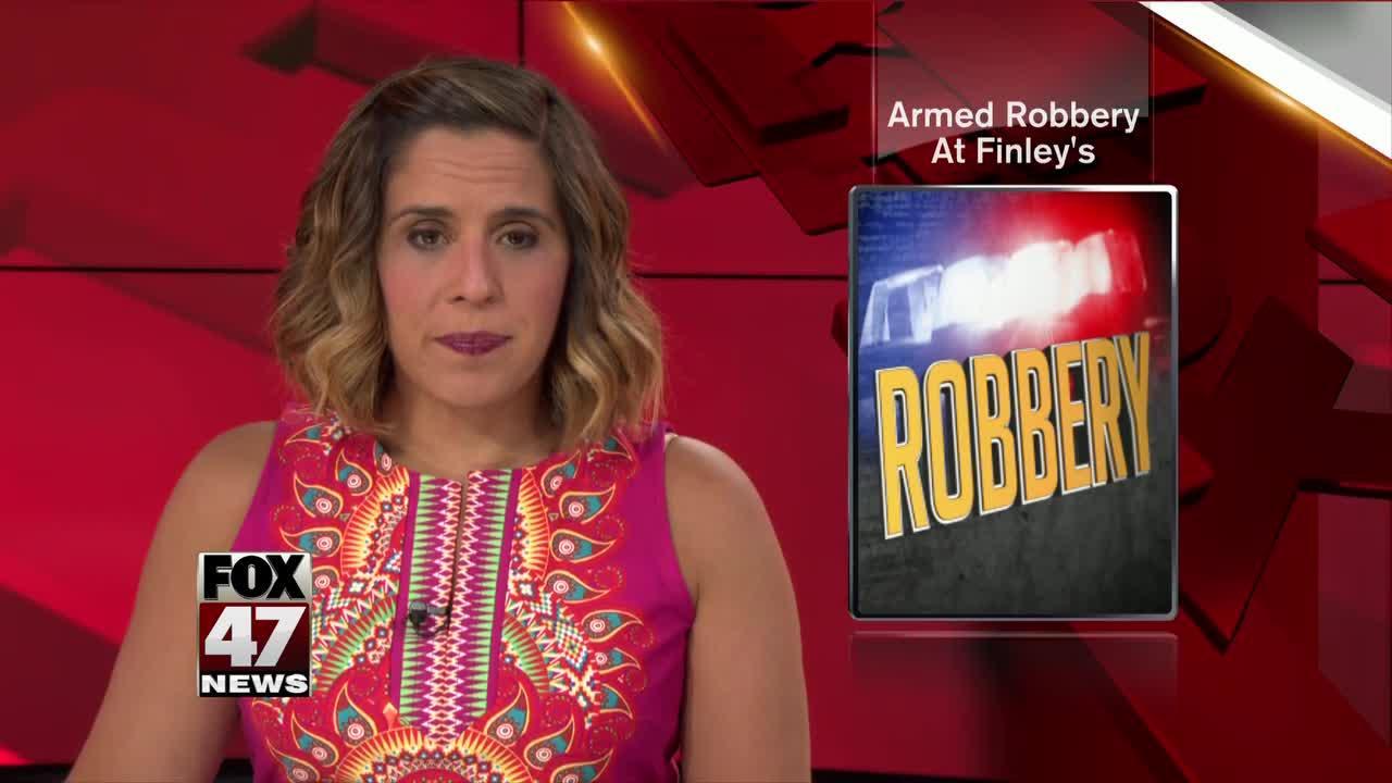 Mid-Michigan restaurant manager robbed at gunpoint
