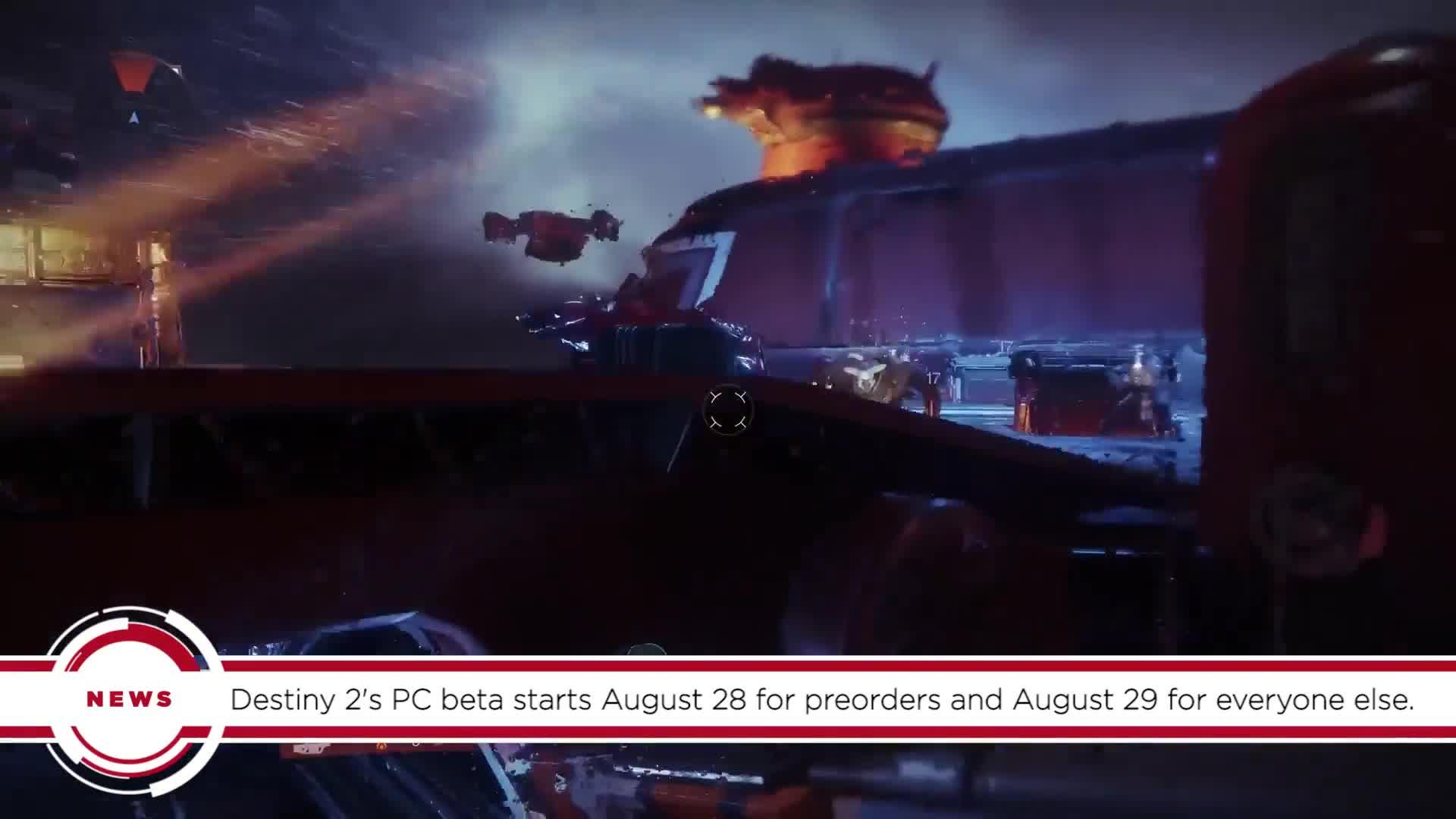GS News Update: Destiny 2 PC Beta Release Date, System Specs Announced