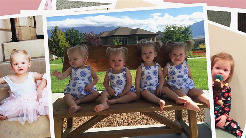 TLC's 'Rattled' Family On Life With Quadruplet Daughters