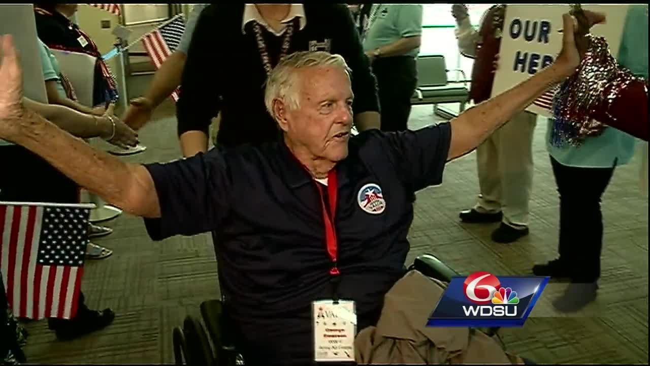 Veterans come to NOLA to share personal accounts of World War II