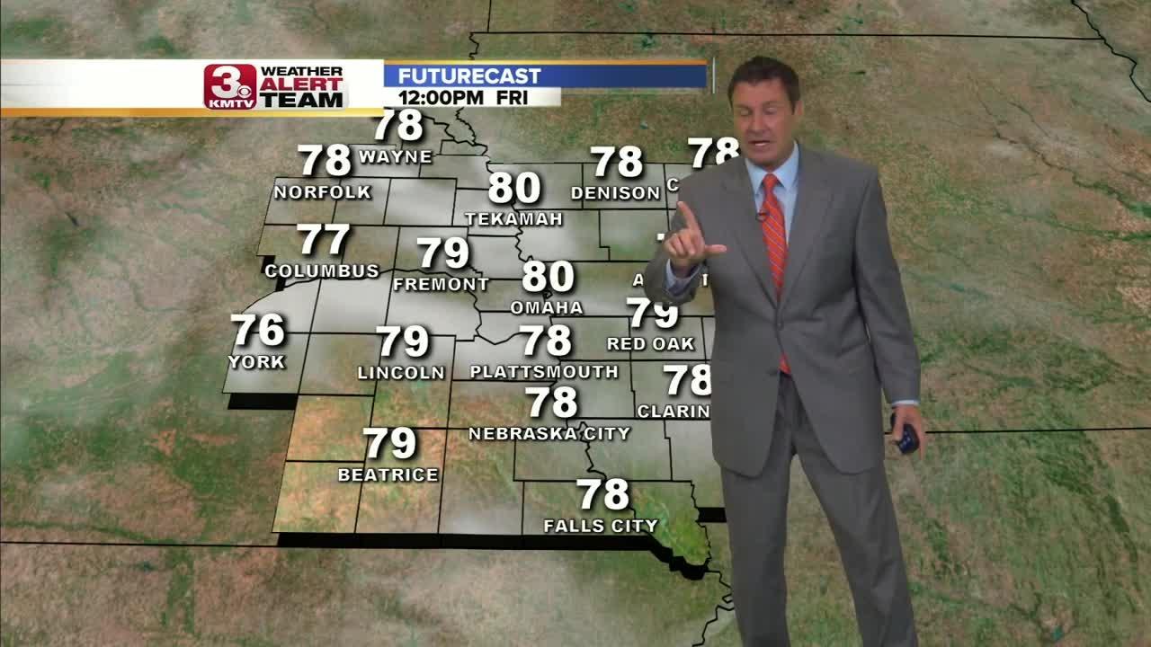 Friday's Forecast