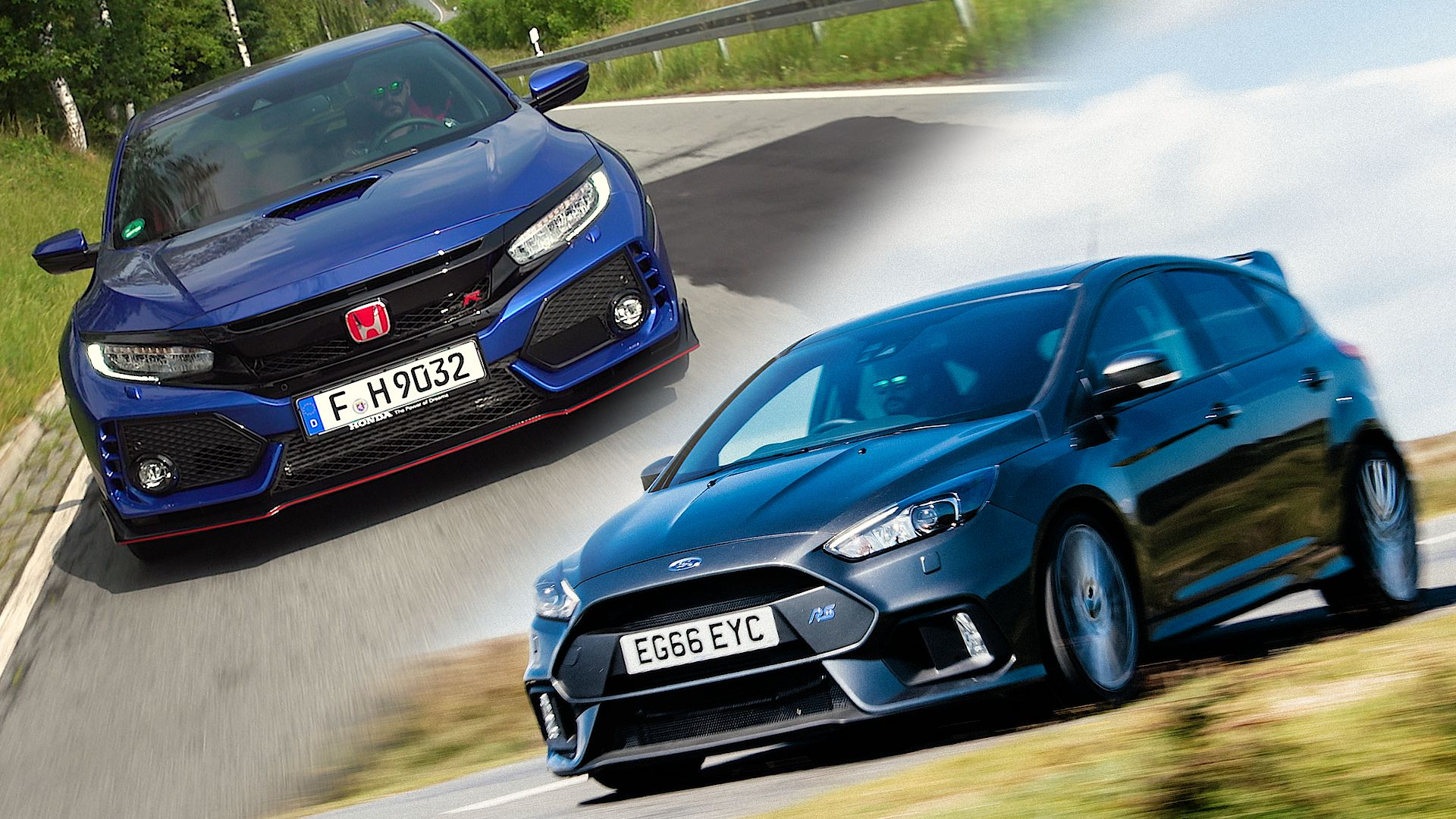 Can the Civic Type R steal the Hot Hatch crown from the Focus RS
