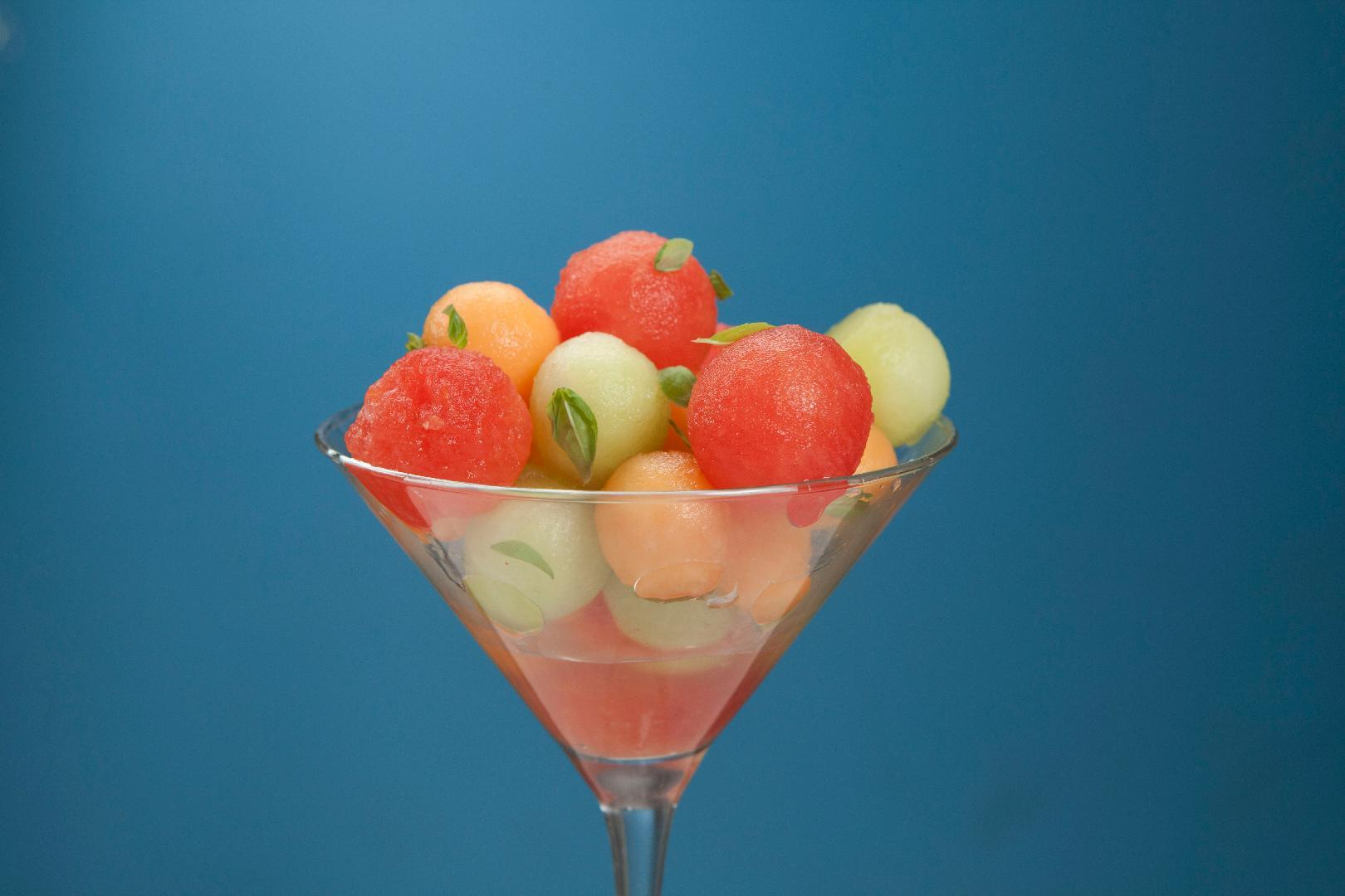 How to Make Boozy Soaked Summer Fruit