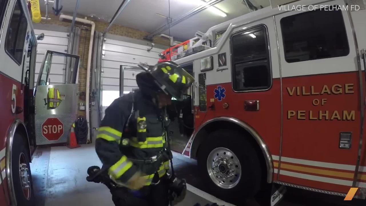 Same Fire, Less Man Power: The Life of A Village of Pelham Firefighter