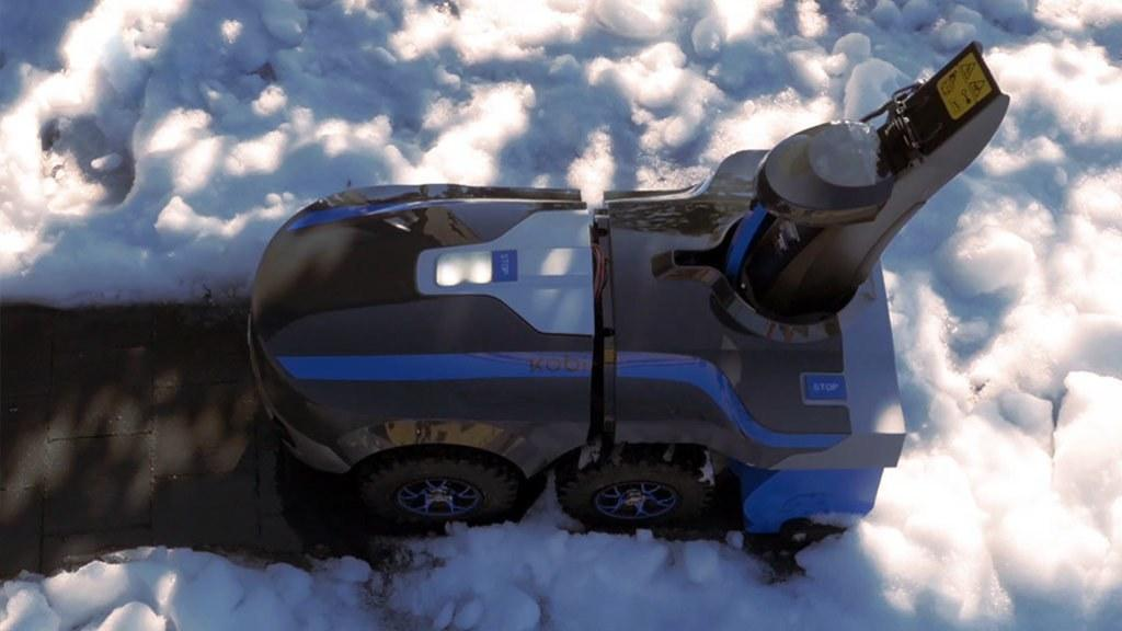 Meet the Robot That Mows Your Lawn