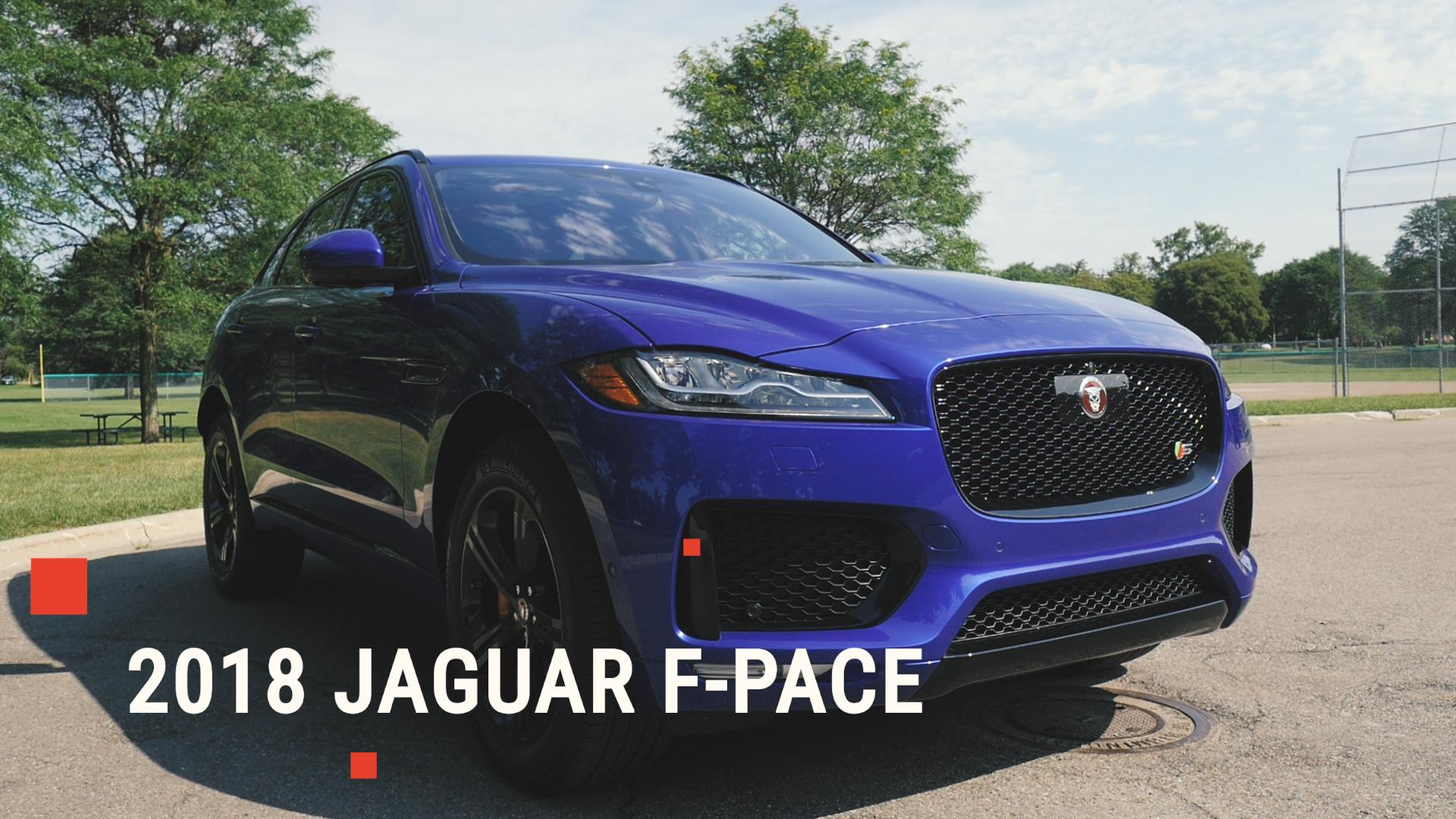 Our long-term Jaguar F-Pace S is finally leaving after six