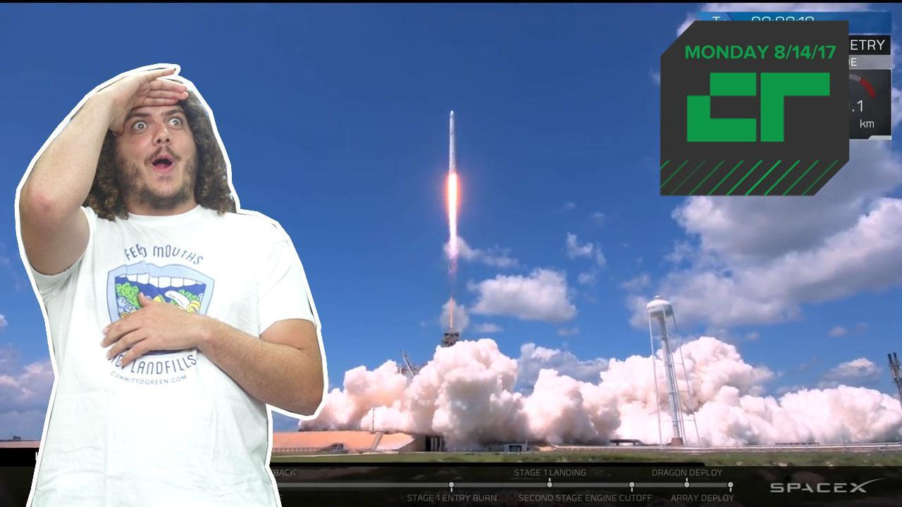Crunch Report | SpaceX Launches and Recovers another Rocket