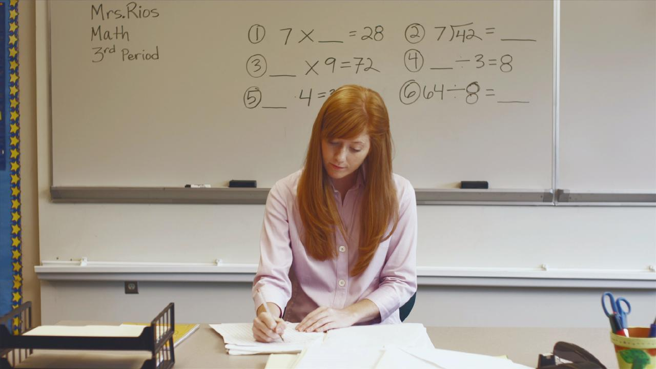 People Think Teachers Are Underpaid—Until You Tell Them How Much Teachers Earn
