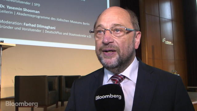 Germany's Schulz: Slew of U.K. Papers Won't Aid Brexit