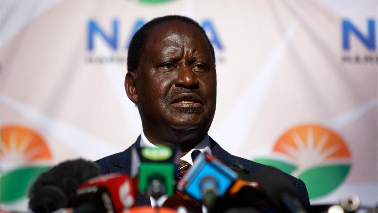 Kenya Opposition Leader Will Go To Supreme Court Over Disputed Elections