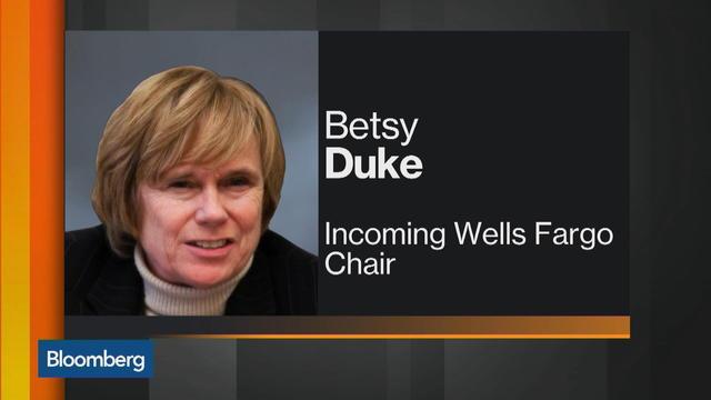 Betsy Duke Ascends From Teller to Wells Fargo Chair