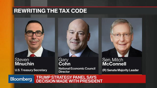 Credit Suisse's Gage Optimistic About Tax Reform