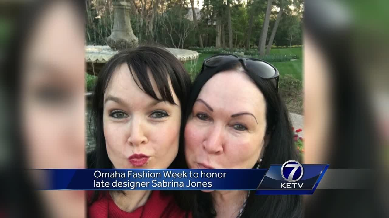 Omaha Fashion Week to honor late designer Sabrina Jones