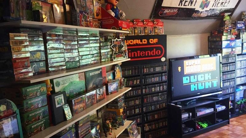 Man sells Nintendo collection for $20K