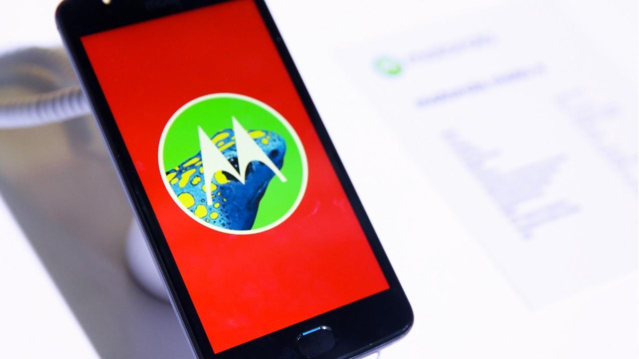 Motorola Patents Self-Healing Phone Screen
