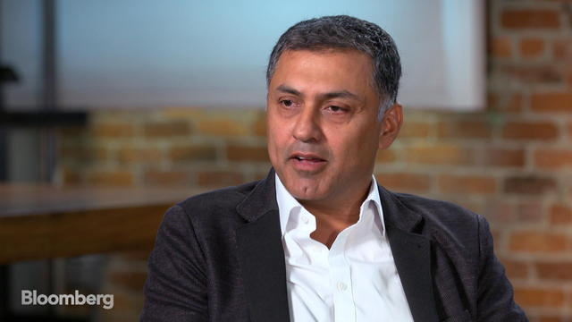 Nikesh Arora on Masayoshi Son's Strategy for Vision Fund