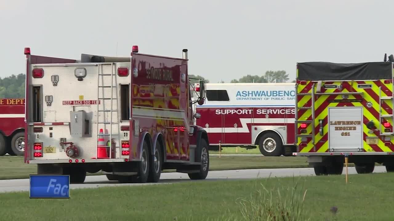 Austin Straubel International Airport runs mock disaster drill